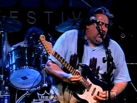 Coco Montoya & Band - Can't see the streets for my tears - Natu Nobilis Blues Festival 2004