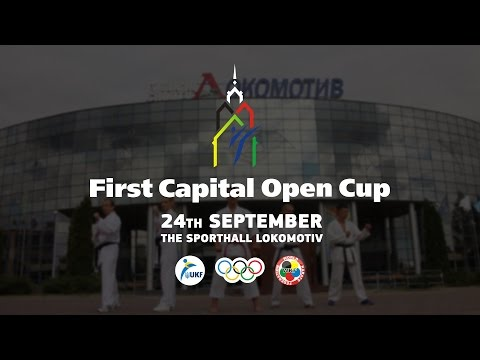 First Capital Open Cup in Kharkov (24.09.2016)