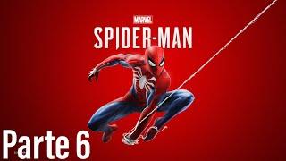 Spider-Man | Modo Sorprendente | (ps4) parte 6