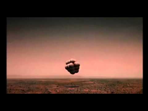 Mars Rover Landing - YouTube