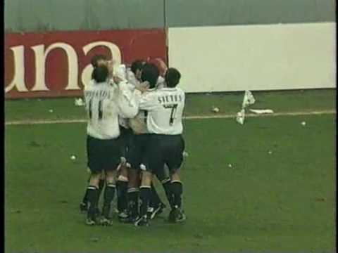 Valencia CF - Subcampeón de Liga 95-96 (Las Provincias, 1996)