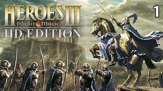 Heroes of Might & Magic III HD Edition | Primeros pasos | Gameplay Español Parte 1