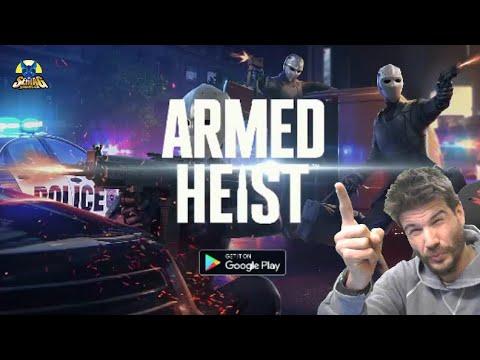 JE TEST, ARMED Heist