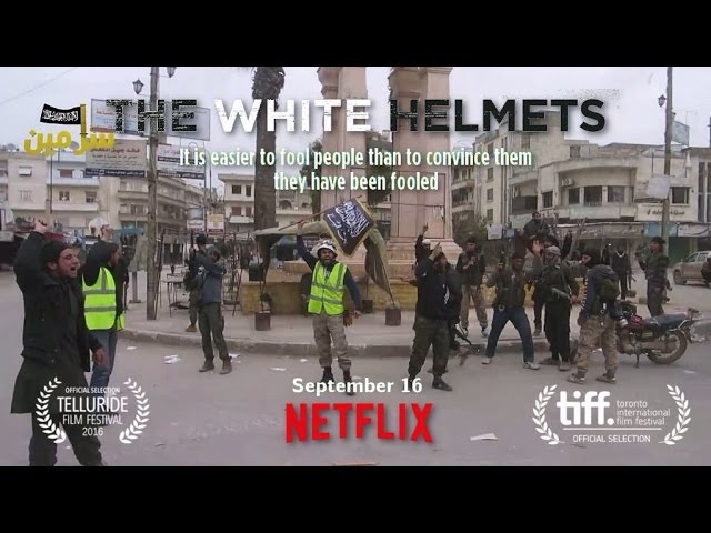 Tapestry of Terror - White Helmets Exposed As FSA Terrorists Linked With ISIS