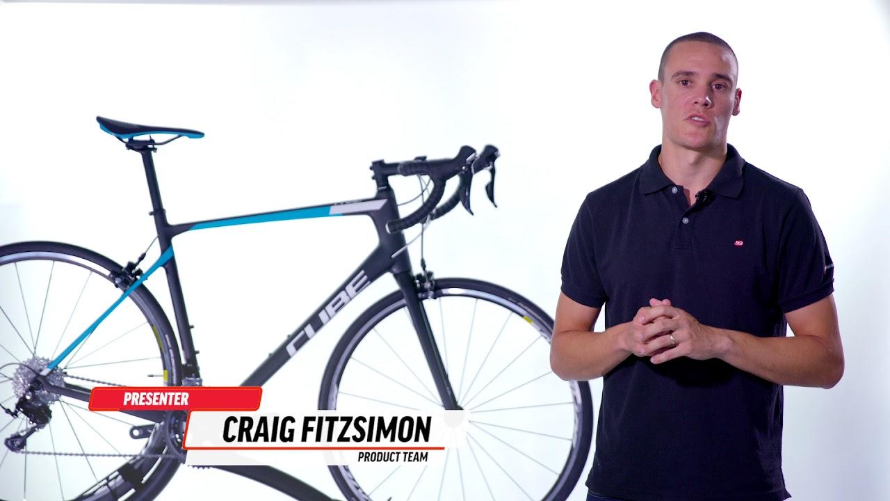 adef3f566f1 Cube Attain GTC Pro Road Bike (2018)