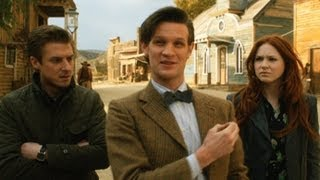DOCTOR WHO New Season 2012 Teaser Trailer s7
