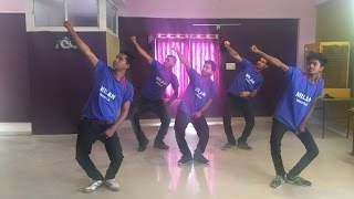 Let's nacho Dance By Step-Up Dance Academy Dhar