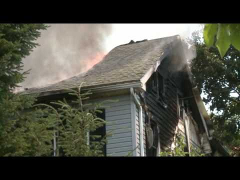 06.18.10 - Multiple Alarm House Fire, 8633 Brown St. Slatedale, PA