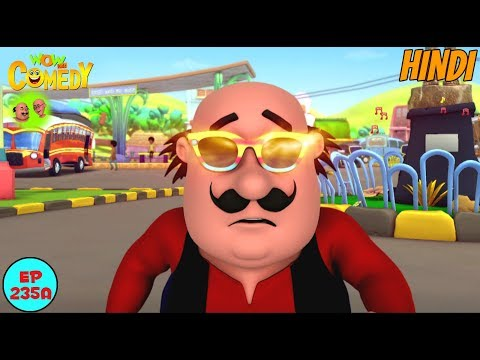Alien Chasma - Motu Patlu in Hindi - 3D Animated cartoon series for kids - As on nick thumbnail