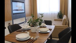 Кухня гостиная в современном стиле.  Философия уюта.  Выпуск 3.