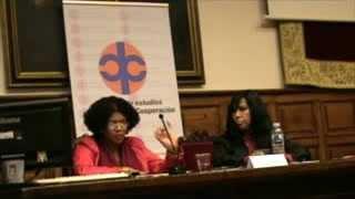 Nerys García Cuevas: Los haitianos, ciudadanos de tercera clase - Congreso IEPC 2013