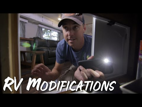 Our Favorite RV Modifications and Upgrades!