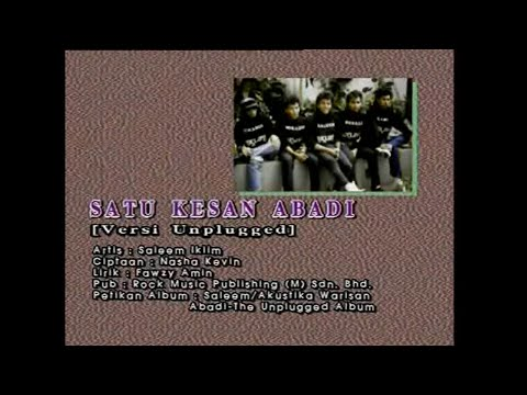 Iklim-Satu Kesan Abadi[Official MV] Mp3