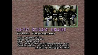 Iklim-Satu Kesan Abadi[Official MV]