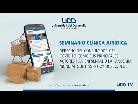 Seminario Clínica Jurídica   Derecho del Consumidor y el Covid-19