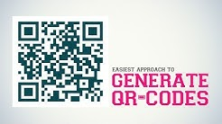 Generate QR codes with PHP - The Easiest Way
