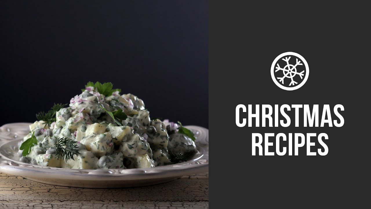 Christmas Potato Salad Gastrolab Christmas Dinner Christmas