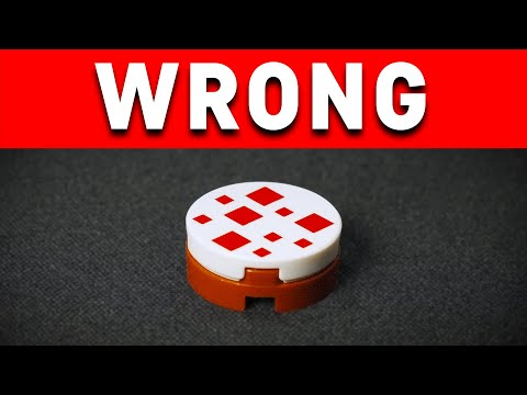 Minecraft LEGO Sets Are Illegal - MysteryOre