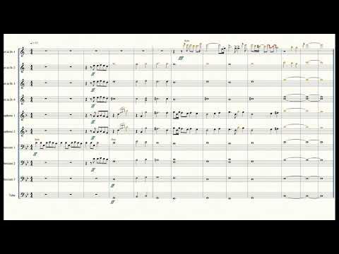 Santa Clara Vanguard - 2018 Ballad - Brass Transcription
