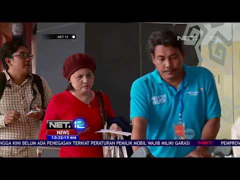 Terkait Helper Yang Dinilai Acuh, Angkasapura Berterimakasih Pada Pembuat Video - NET12