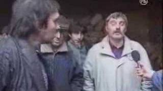Nino Brajovic ispituje zarobljene Hrvate