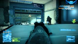 Battlefield 3 PC Multiplayer : Crazy Metro!