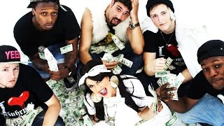 YOUTUBE MONEY - Bullshit TV ft. SpaceBoyz & Selina Nunez