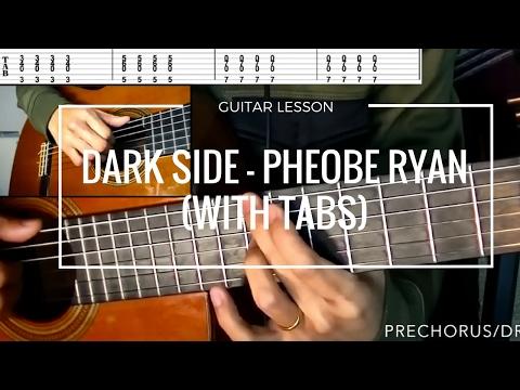 Pheobe Ryan - Dark side | QUICK GUITAR LESSON