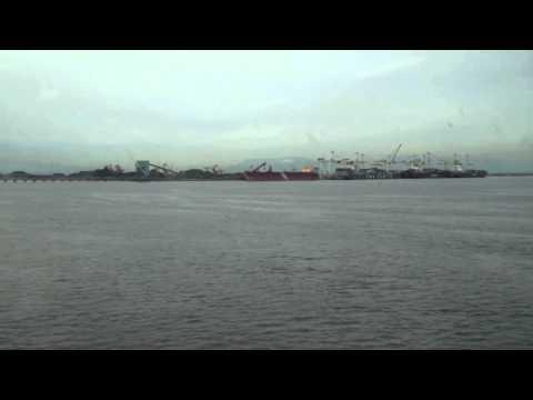 Container Ships & Terminal-Bulk Ships & Coal Terminal-Delta BC