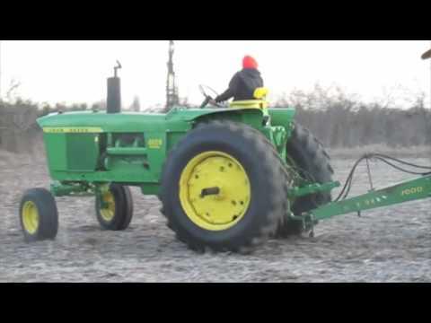 Jd 7000 Planter Test Youtube