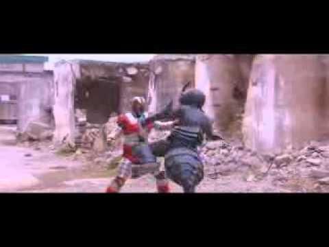 Zabogar [Denjin Zaborger] - Fight Scene