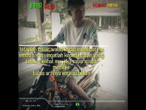 Quotes Sobat Ambyar Youtube