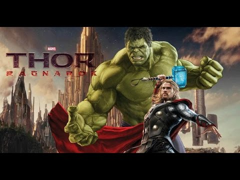 FAN MADE!! ||  Thor Ragnarok trailer & CAPTAIN MARVEL TRAILER
