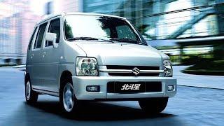進口版鈴木北鬥星,家庭旅遊用車的高性價比之選,還是四輪驅動