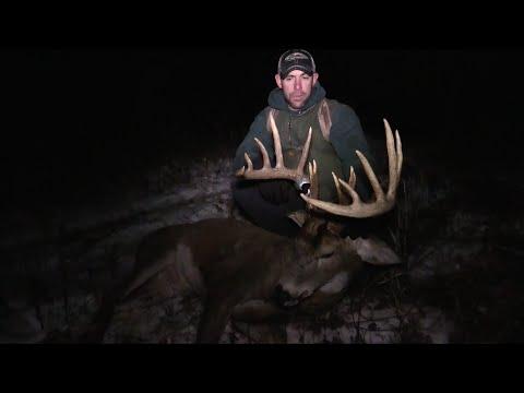 Whitetail Edge: Ohio Late Season Food Source Buck!