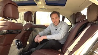 Mercedes-Benz S560 2018 | Full Review | with Steve Hammes | TestDriveNow