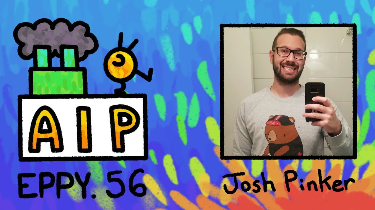 Animation Industry Podcast 56: 2D Animator Josh Pinker on How to Properly Network with Studios
