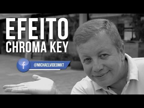 Como Colocar Efeitos de Chroma key no seu Vídeo