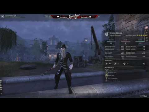 Best Templar Pvp Build Eso Endgame