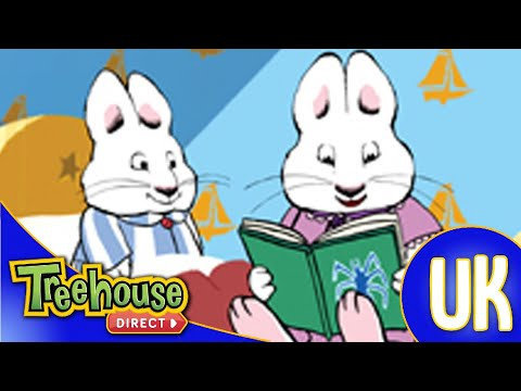 Max & Ruby - 5 - Max's Halloween / Ruby's Leaf Collection / The Blue Tarantula