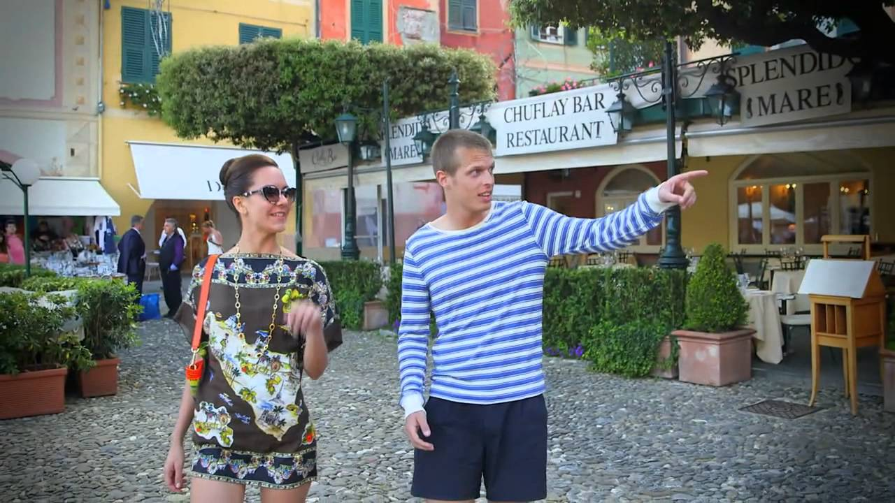 how to go to portofino italy