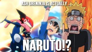 ☆ASH GRENINJA = NARUTO!? // Pokemon XY & Z Kalos League  'REACTION' ☆