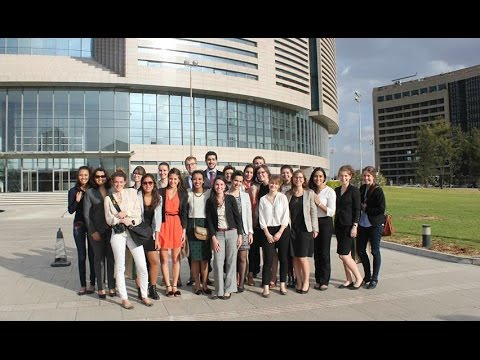 Conflict resolution at PSIA: a study trip to Ethiopia - Sciences Po
