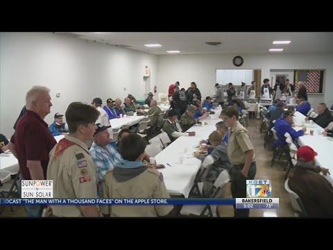 American Legion Hosts Breakfast For Local Veterans