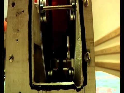 Filipiak motor double track impulse electric motor youtube for Impulse 9 electric motor