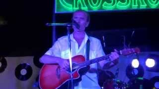Юрий Суржко - Куколка - концерт в Crossroads 29.05.2014