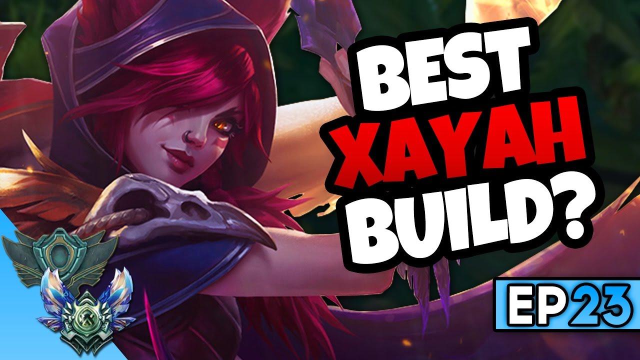 Build Xayah