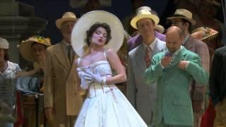 Je marche sur tous les chemins - Anna Netrebko (Manon 2007) (subs: EN-DE-ES-Croatian)