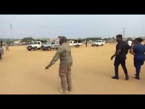 Ghana 2019 Bye-election violence!