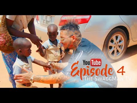 The SwaggMan TV - Episode 4 (City Trip Ouagadougou)